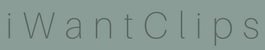 iWantClips button
