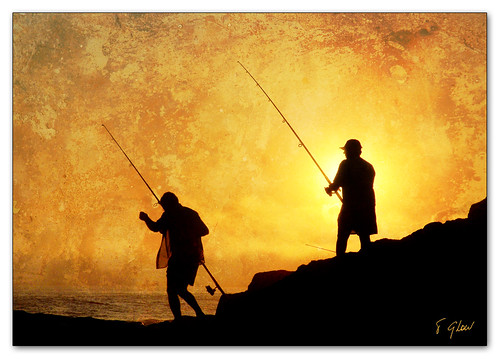 fishermen | by T Glow
