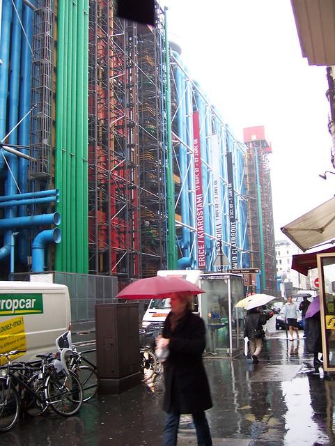 El Pompidou