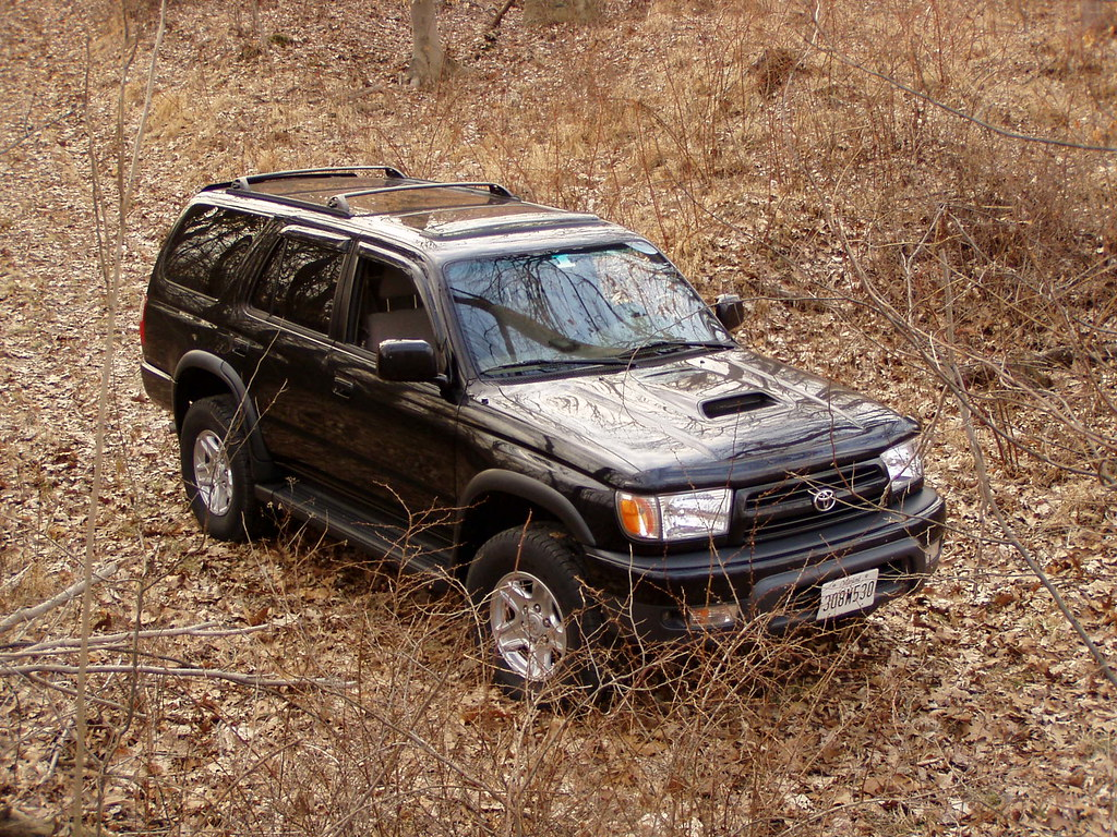 1999 toyota 4runner highlander not to be confused with a t flickr. Black Bedroom Furniture Sets. Home Design Ideas