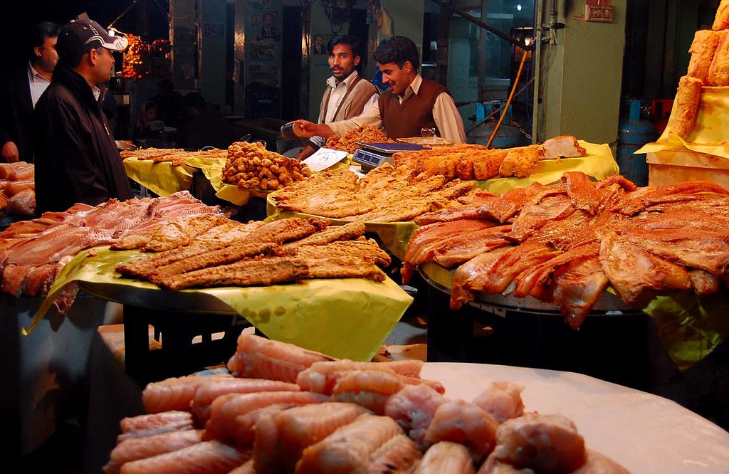 Melody Food Street Islamabad Map