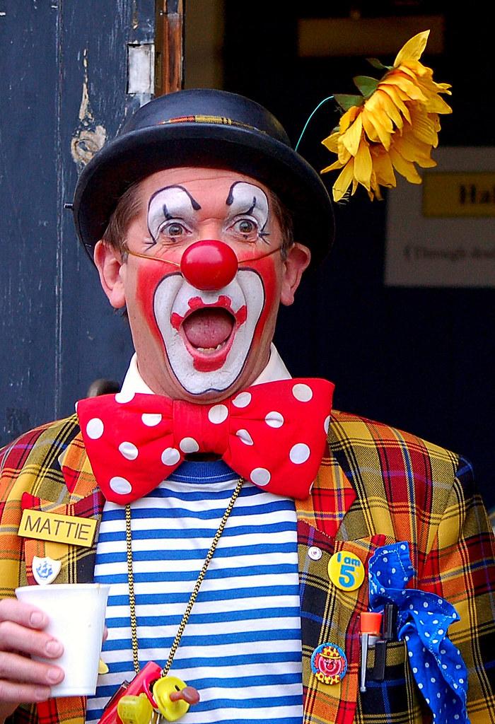grimaldi clown service 1 2008 02 03 mattie the clown. Black Bedroom Furniture Sets. Home Design Ideas