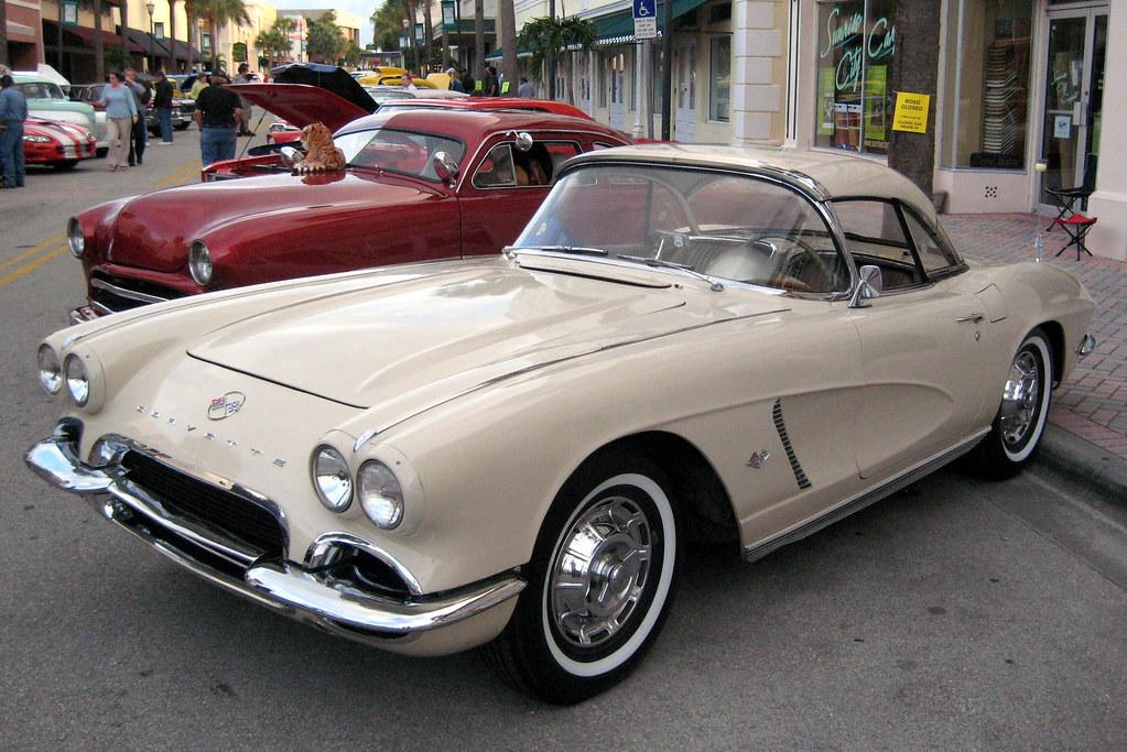 Florida - Fort Pierce - Classic Car Show - Corvette   Flickr
