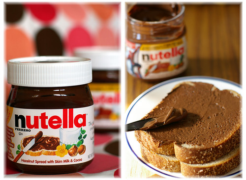 nutella and bread | by Fresh From The Oven 606
