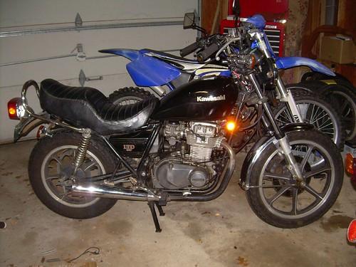 1982 Kawasaki Z440 LTD from Germany - KZRider Forum