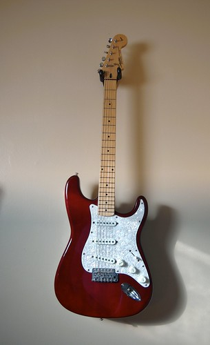 Fender Squier Strat | by Evan & Crys