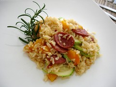 Autumn spicy rice / Arroz de outono picante | by Patricia Scarpin
