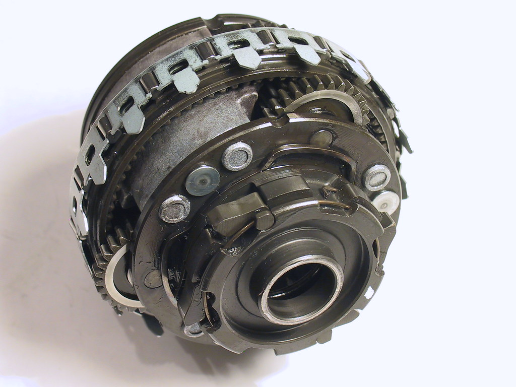 Planetary Gear Set >> SHIMANO Nexus Inter-8 SG-8R25 planetary gear set | twinni | Flickr