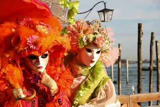 Carnival in Venice (1) | by paolotode