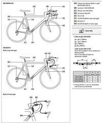 Shimano Di2 R9150 Wiring Diagram | Glory Cycles | Flickr