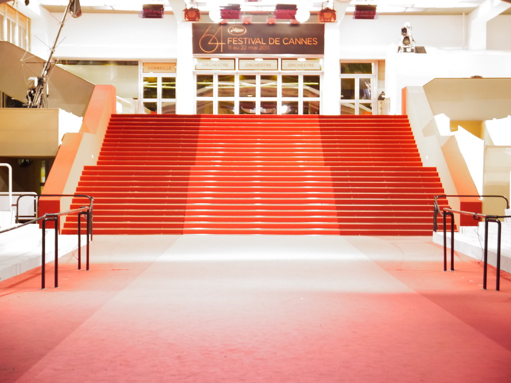 les marches du festival de cannes by le tapis flickr