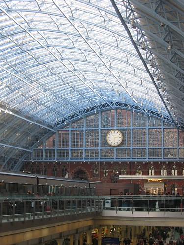 St Pancras Station, London | by chakchouka