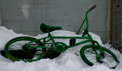 The Green Bicycle | by Gúnna