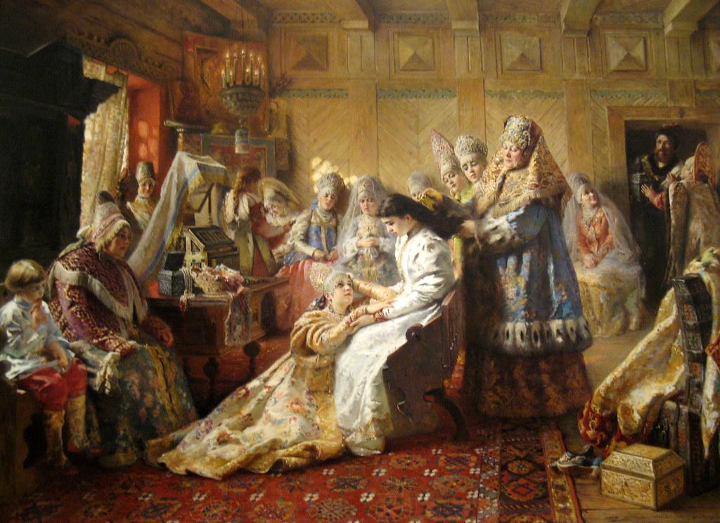 Comments Russian Peasant Bride 78