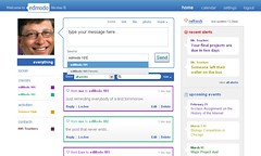 Edmodo-Screenshot | by zemote