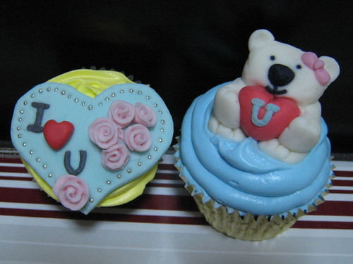 Love you, my Valentine... | by Cupcake Mania