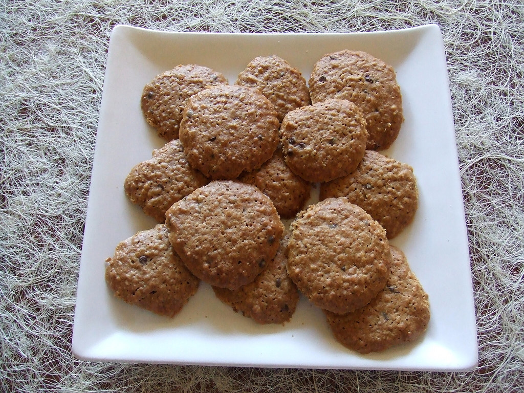 Oatmeal Cookies With A Cake Mix