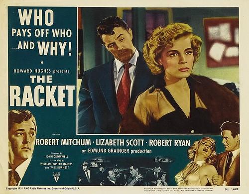 The Racket - 1951 - lobbycard 1