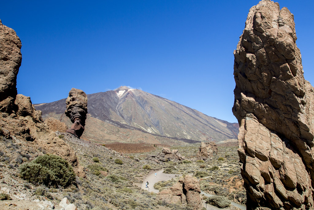 Roque Cinchado & Teide - Tenerife