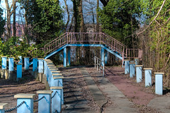 Spreepark: Bridge