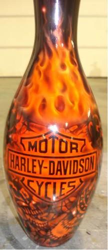 pin harley davidson custom - photo #23