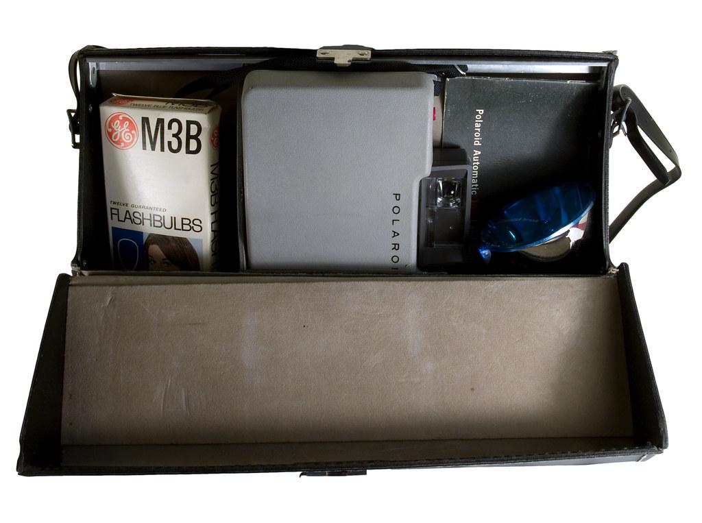 Polaroid Camera Case For Iphone