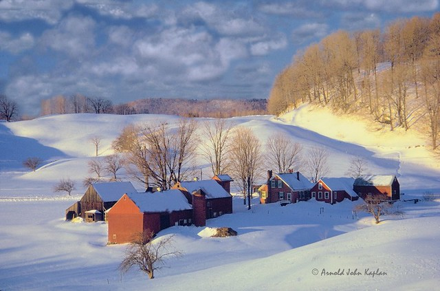 Jenne Farm Reading Vermont This Farm Is Known As The