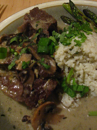 Lemongrass Shortribs with Thai-Inspired Coconut Rice | by SeppySills
