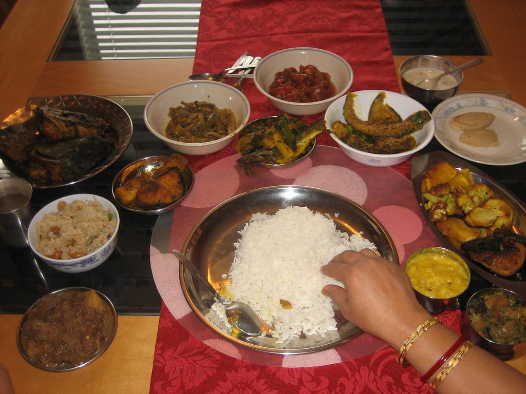 Bengali Food Lip Smacking Bengali Food The Crab And