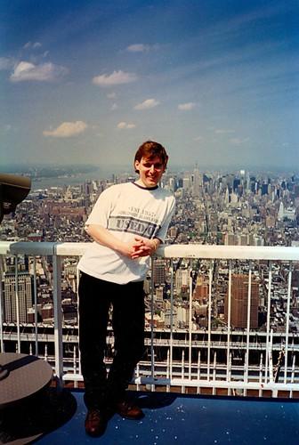 World Trade Center South Tower Observation Deck A Shot