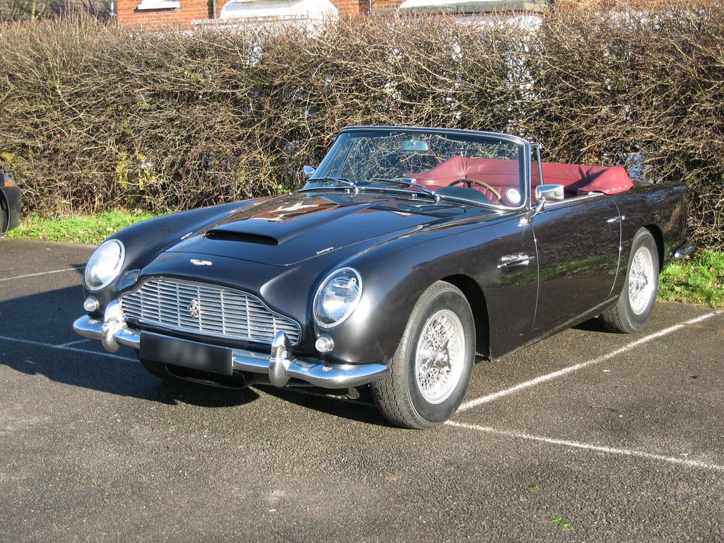 Aston Martin Db5 Convertible Fergus Mciver Flickr