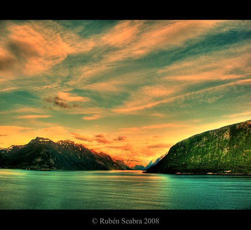 * Norwegian Landscape IV | by *atrium09