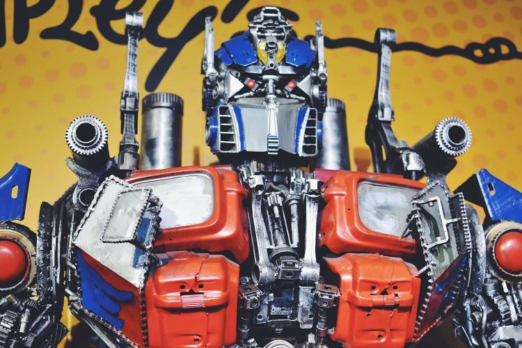 transformers ripleys
