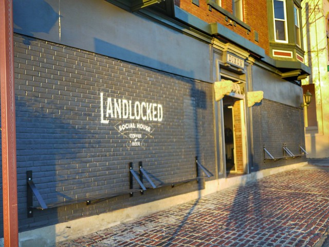 Landlocked Coffee