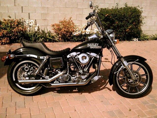 1979 Harley Davidson FXS Low Rider 1 | CC Rydah | Flickr