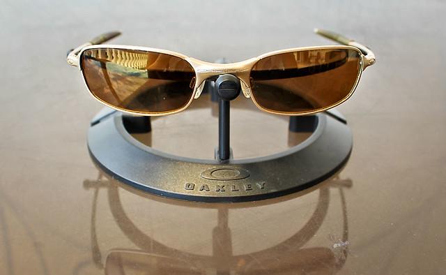 40e38756413 Oakley A Wire 2.0 Platinum Gold « Heritage Malta