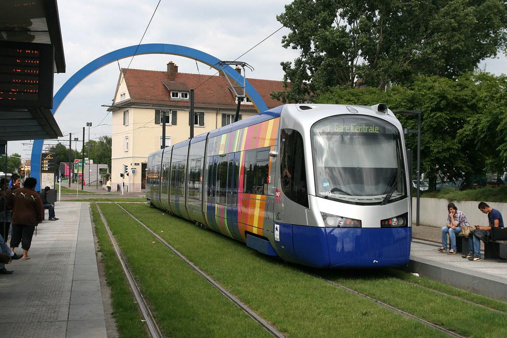 sncf tt18 mulhouse tram train daguerre 03 06 11 daguer flickr. Black Bedroom Furniture Sets. Home Design Ideas