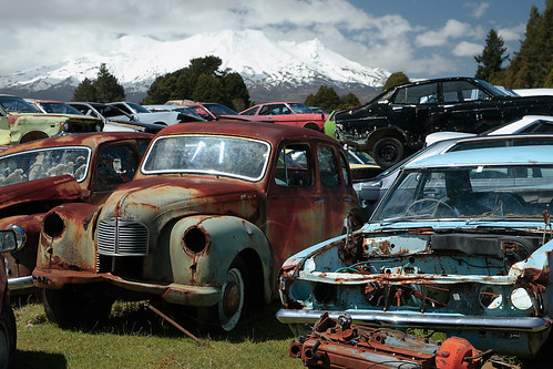 Car Wreckers: The Cheap and Best Option for Rare Vehicle parts and Dismantling!