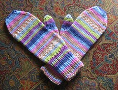 Mittens | by danni knits