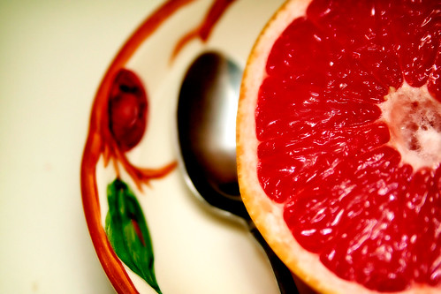 Grapefruit (5/365) | by Quixotic Pixels