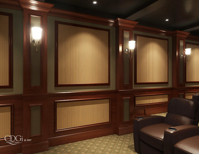 Westminster Theater Design Home Theater Interior Design Flickr