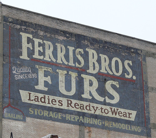 Ferris Brothers Furs- Abandoned - Flint MI | by DetroitDerek Photography ( ALL RIGHTS RESERVED )