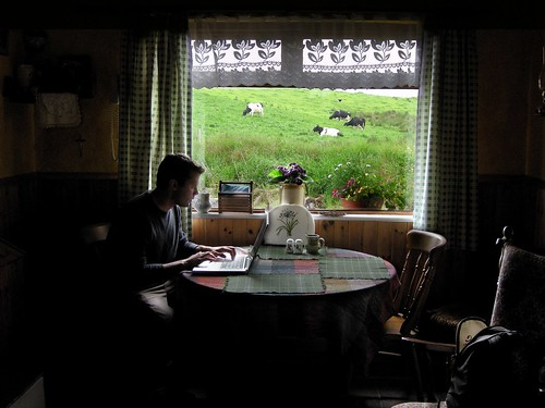 At Work in Ireland | by IrishFireside