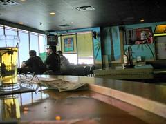 Waverly beach bar menasha wi windows look out onto lake for 2386 87 0