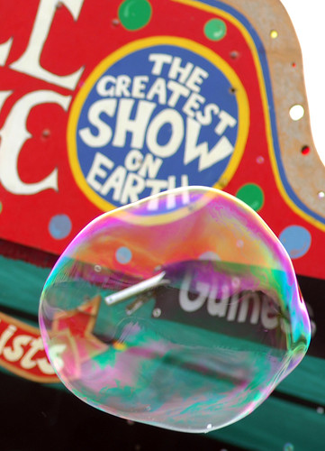 Larmer Bubble | by Documentally