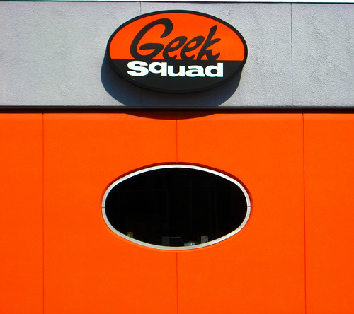 Geek Squad Orange | by The Joy Of The Mundane