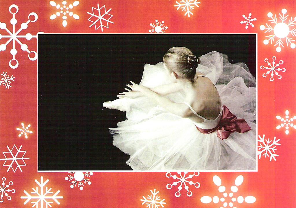 The most beautiful Christmas card from my dear friend Eefj…   Flickr
