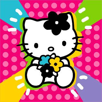 HELLO KITTY | www.lobopopart.com.br | Lobo Pop Art | Flickr