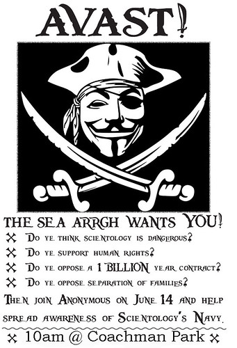 Operation Sea Arrgh 6/14/8 | by Anonymous9000