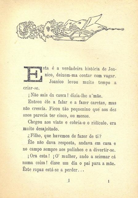 Irene Lisboa, Ilda Moreira, 13 Contarelos, 1926 - 3